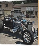 1931 Austin Bantam Ford  Roadster Wood Print