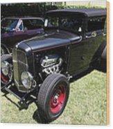 1931 Ford Victoria . 5d16454 Wood Print