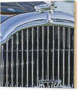 1932 Buick Series 60 Phaeton Grille Wood Print