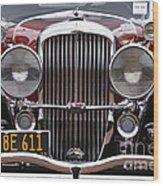 1933 Duesenberg Model J - D008167 Wood Print