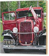 1934 Ford Wood Print