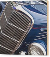 1935 Ford Coupe Wood Print