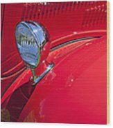 1935 Ford Tudor Wood Print
