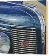 1937 Buick Hood Ornament Wood Print