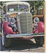 1937 Ford Wood Print