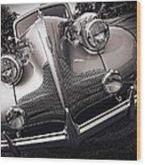1939 Buick Eight Wood Print