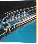 1939 Plymouth Deluxe P8 Wood Print