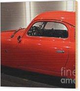 1948 Fiat 1100s - 7d17310 Wood Print