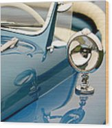 1948 Lloyd Templeton Mercury Saturn Bob Hope Roadster Wood Print