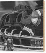 1950 Classic Reflections Wood Print