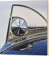 1950s Ford Hood Wood Print