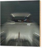 1952 Mercedez Benz Wood Print