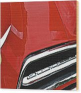 1953 Studebaker Champion Wood Print