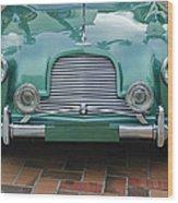 1955 Aston Martin Wood Print