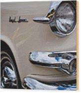1955 Dodge Royal Lancer Sedan Wood Print
