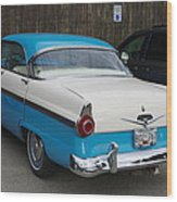1956 Ford Fairlane Wood Print