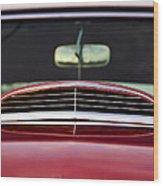 1957 Ford Thunderbird Wood Print