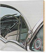 1958 Cadillac Wood Print
