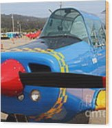 1958 Morrisey 2150 Cn Fp2 Aircraft 7d15835 Wood Print
