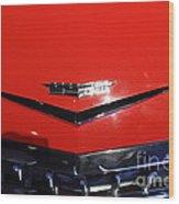 1959 Cadillac Convertible - 7d17383 Wood Print