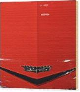 1959 Cadillac Convertible - 7d17394 Wood Print