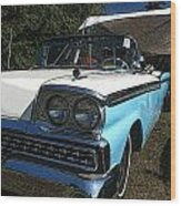 1959 Ford Fairlane Wood Print