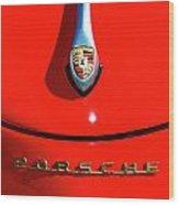 1959 Porsche Wood Print