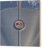 1963 Corvette Sting Ray Wood Print