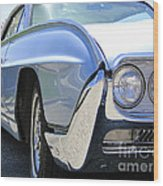 1963 Ford Thunderbird Limited Edition Landau Wood Print