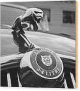 1963 Jaguar Mkii  Wood Print