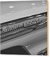 1964 Ford Galaxie 500 Xl Wood Print