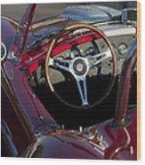 1965 Ac Cobra Wood Print