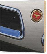 1966 Bizzarini 5300 Spyder Wood Print