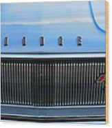1966 Dodge Coronet Rt Wood Print