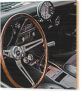 1968 Camaro Wood Print