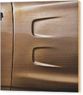 1968 Dodge Coronet Rt Wood Print