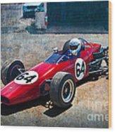 1968 Elfin 600 Wood Print