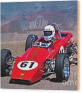 1969 Lotus 61 Formula Ford Wood Print