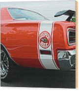 1970 Dodge Super Bee 2 Wood Print