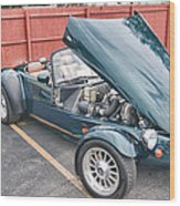 1994 Panoz Roadster Wood Print
