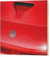1996 Dodge Viper  Wood Print