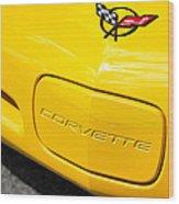 1998 Chevrolet Corvette  Wood Print