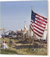 1st New York Artillery Wood Print