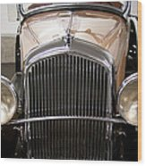 1931 Plymouth Pa Roadster Wood Print