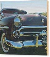 1952 Ford Customline Wood Print