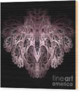 Abstract 193 Wood Print