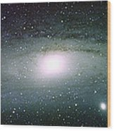 Andromeda Galaxy Wood Print