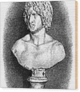 Arminius (c17 B.c.-21 A.d.) Wood Print