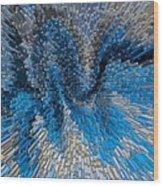 Art Abstract 3d Wood Print