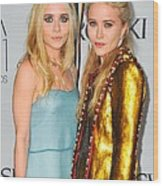 Ashley Olsen Wearing The Row, Mary-kate Wood Print